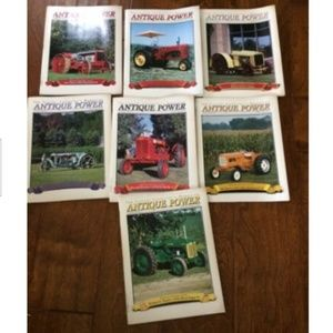 7 Antique Power The Tractor Collectors Magazine